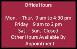 Law Office of Debora Diaz Hours
